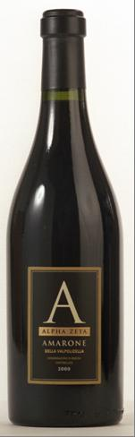 Alpha Zeta Amarone 2003