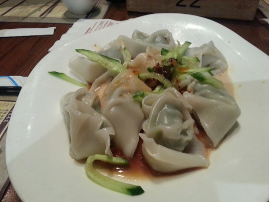 The dumplings which may not be denied